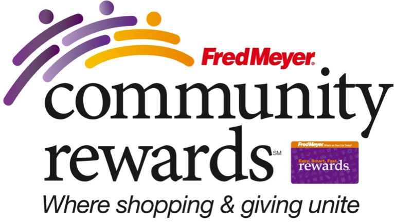 Fred Meyer Community Rewards: where shopping and giving unite.